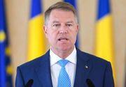 """Iohannis: """"Efectele toxice ale guvernării din ultimii ani au fost resimţite de fiecare român"""""""