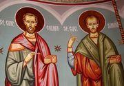 Sărbătoare mare vineri: Doi sfinți importanți apar în calendar. Mulți români le poartă numele