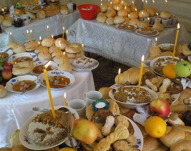 """Sărbătoare mare pentru credincioși la început de noiembrie: """"Moșii de toamnă""""...."""