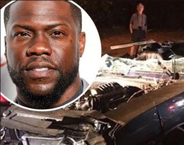 Kevin Hart, după accidentul grav în care a fost implicat: Nimeni nu garantează că va...