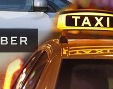 VIDEO | Zi neagră pentru șoferii de ridesharing
