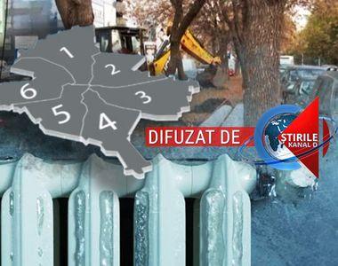 VIDEO | Bucureștenii ar putea trăi o iarnă ca-n grotă. Țevile mâncate de rugină cedează...