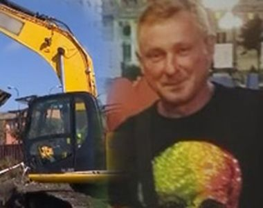 VIDEO | Muncitor decapitat de un excavator