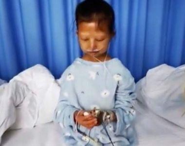 Cazul șocant al fetei care a făcut foamea timp de 5 ani, pentru fratele ei bolnav