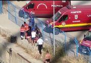 Un poliţist a salvat un tânăr care voia să se arunce de pe un pod