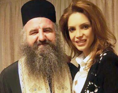 """Filmare ȘOCANTĂ cu duhovnicul Laurei Codruța Koveși: """"Puterea Rugăciunii Părintelui..."""