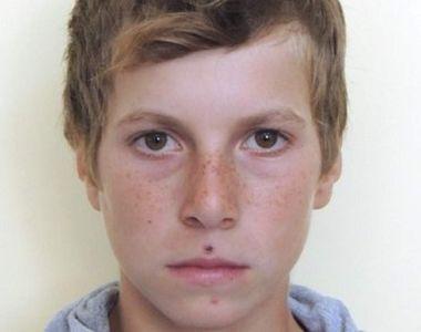 Încă o dispariție misterioasă!  Mihai Zamfir a plecat la școală și nu s-a mai întors