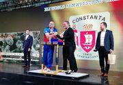 Ion Oncescu a susținut un meci de Skandenberg cu Gică Hagi! S-a întâmplat după ce a obținut al șaptelea titlu de campion mondial