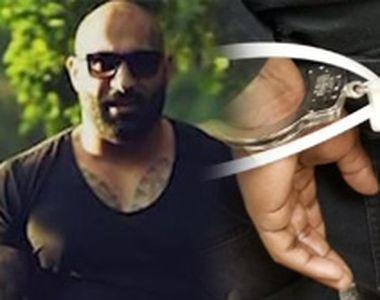 VIDEO | Cel mai fioros locotenent al temutului clan Clămparu a fost reținut