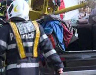 VIDEO | Dosar penal după accidentul în care o macara s-a prăbușit! Procurorii fac...