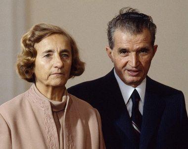 """Elena Ceaușescu înregistra partidele de sex! Ce se auzea pe casete: """"Urla ca hiena..."""