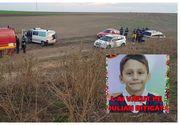 Ipoteză înfiorătoare în cazul lui Iulian Bițică, băiețelul de 8 ani care a dispărut la Pecineaga
