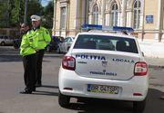 Bărbat care a ameninţat cu o macetă trei tineri care distribuiau pliante electorale, cercetat de poliţişti