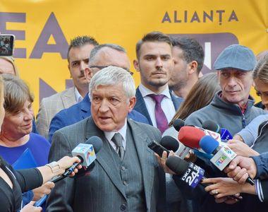 """Alegeri prezidențiale 2019. Mircea Diaconu: """"Nu mi-am propus să câştig..."""