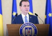 Misterul cravatei purtate de Ludovic Orban la votul din Parlament