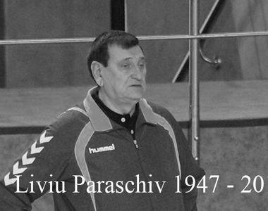 Doliu în lumea handbalului românesc! Unul dintre cei mai mari antrenori a murit