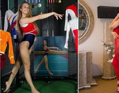 Medaliată cu aur la gimnastică, acum vedetă în filmele pentru adulți