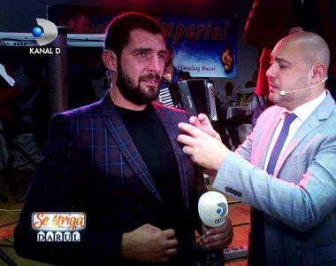 """Catalin Cazacu baga spaima in Mihai Mitoseru: """"Editia asta te bati cu mine!"""""""
