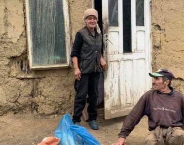 Bărbatul cu picioarele amputante și soția surdă, se mută în casă nouă în prag de...