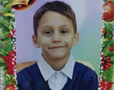 Ultimele informații despre Bițică Iulian Alexandru, copilul de 8 ani dispărut de sâmbătă