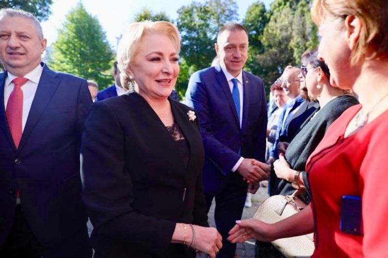 Alegeri prezidențiale 2019. Viorica Dăncilă, întrebată cum va reprezenta România în plan extern, dacă nu știe engleză! Răspunsul candidatului PSD