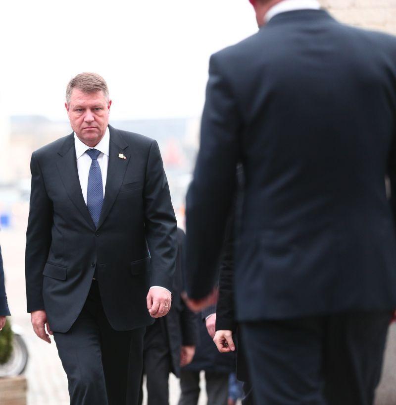 Alegeri prezidențiale 2019. Klaus Iohannis, declarație tranșantă: