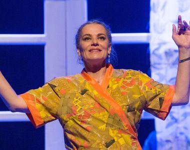 """Maia Morgenstern e revoltată pentru că i se interzice să fie profesor de actorie: """"N-am..."""