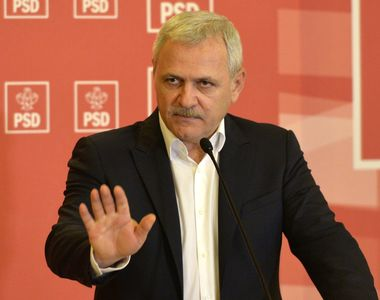 Alegeri prezidențiale 2019! Am aflat ce va face Liviu Dragnea în ziua votului de la...