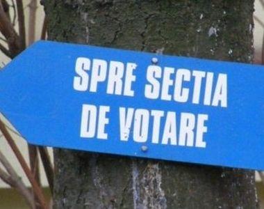 Alegeri prezidențiale 2019. Secții de votare deschise în țară