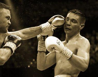 Boxerul Dwight Ritchie, moarte ciudată, la 27 de ani, în timpul unui antrenament