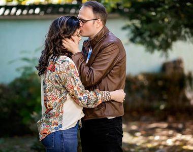 Prima apariție a soției lui Cumpănașu după ce au anunțat că e însărcinată. Cei doi au...