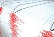 Cutremur cu magnitudinea 3,8, în judeţul Buzău