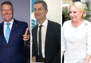 Rezultate alegeri 2019: EXIT POLL Barna și Dăncilă la egalitate