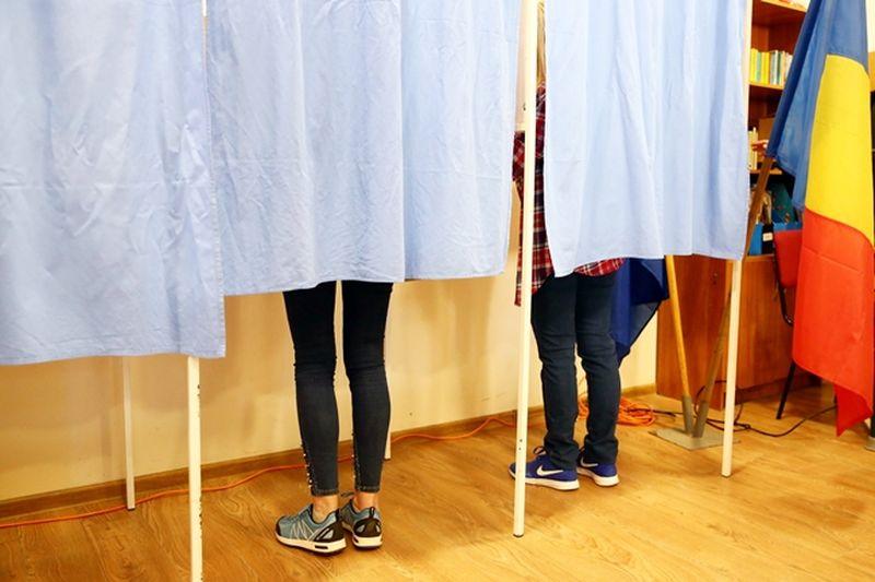 incidente cabina de vot