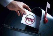Alegeri prezidenţiale 2019 - Prezenţa la vot cu o oră înainte de încheierea votului în România - 46,82 %