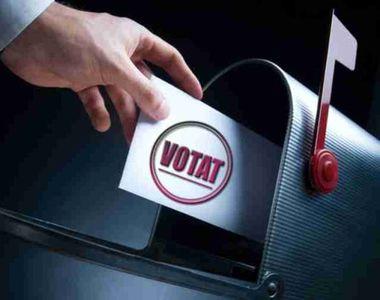 Alegeri prezidenţiale 2019 - Prezenţa la vot cu o oră înainte de încheierea votului în...