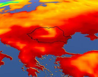 Vremea în România a luat-o razna. Diferenţe uriaşe de temperatura, în următoarele zile