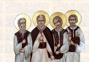 Sărbătoare mare, marți, 12 noiembrie - Este cruce neagră și un mare Sfânt este prăznuit