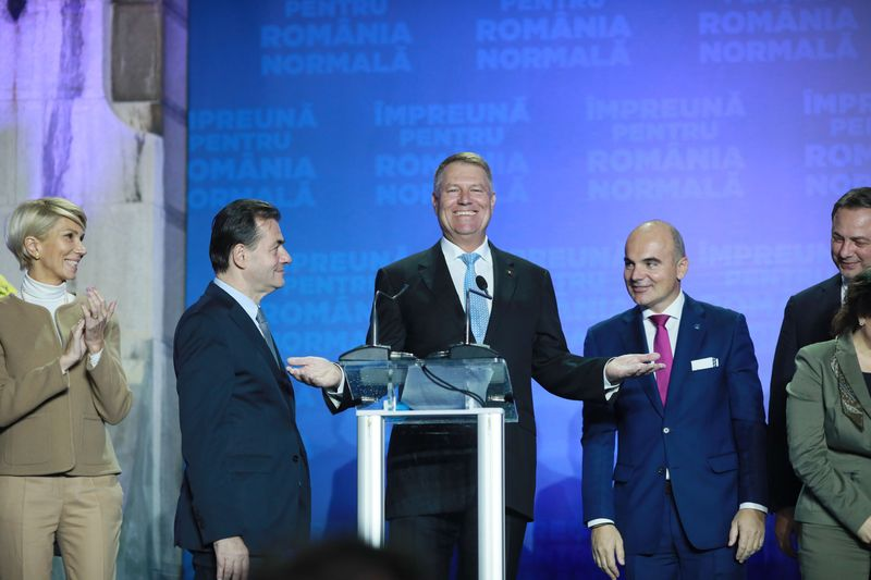 """Klaus Iohannis declarații de ultimă oră: """"Împreună am reușit să ținem piept PSD"""""""