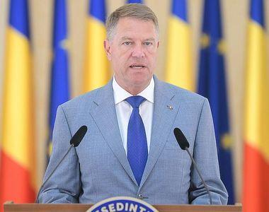 """Klaus Iohannis, declarații de ultimă oră: """"Împreună am reușit să ținem piept PSD"""""""