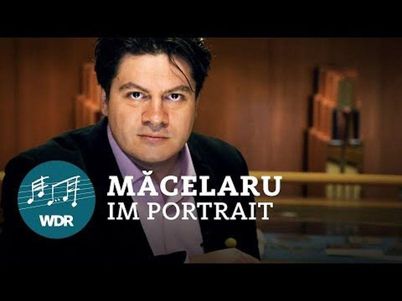 Dirijorul român Cristian Măcelaru conduce Orchestra națională a Franței