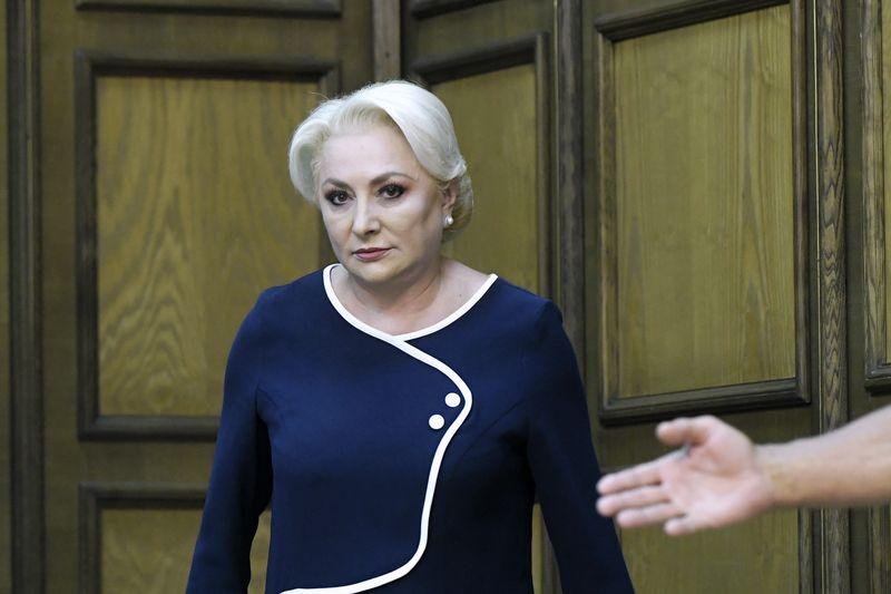 """Viorica Dăncilă și noua gafă: """"Decât dacă ești arogant poți să spui: Am câștigat!"""""""