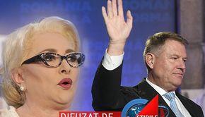 VIDEO | Viorica Dăncilă i-a cerut preşedintelui o confruntare televizată - Șeful statului a refuzat categoric