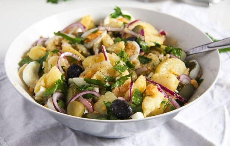 Salata orientală