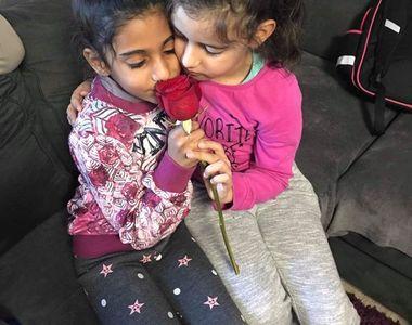 Sorina, fetița adoptată în America din Baia de Aramă, a transmis un mesaj video pentru...