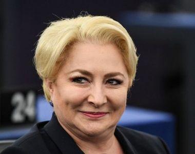 """Viorica Dăncilă, declarații după conferința lui Iohannis: """"Românii care nu-l votează,..."""