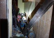 Explozie într-un bloc de garsoniere din Tulcea. Au fost afectate 56 de garsoniere şi 6 autoturisme