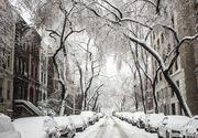 E oficial! Când încep ninsorile în București și în întreaga țară