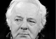 Doliu în lumea teatrului românesc. Un mare actor a murit