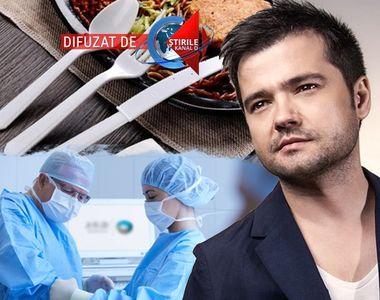 VIDEO | Laurențiu Duță a ajuns la spital cu esofagul fisurat, după ce a înghițit o...